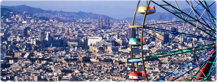 Mapa De Barcelona Espanha